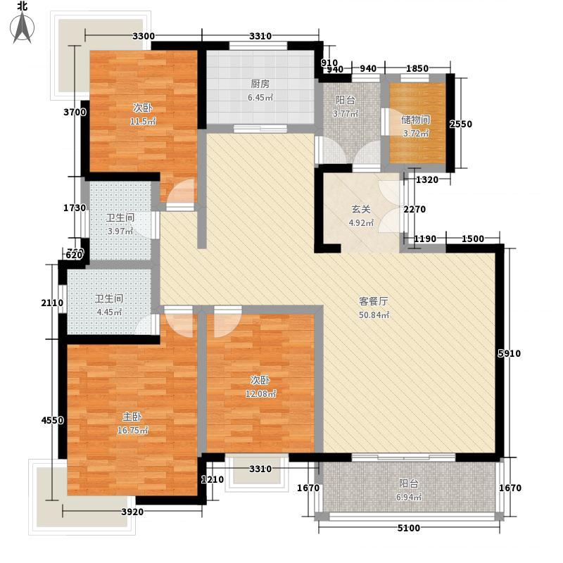 倚能黄河家园166.04㎡倚能黄河家园166.04㎡3室2厅2卫1厨户型3室2厅2卫1厨