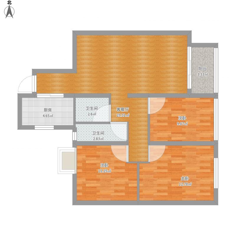 福禄娃的9号楼1205