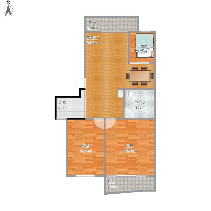 福州-武夷绿洲三期-设计方案