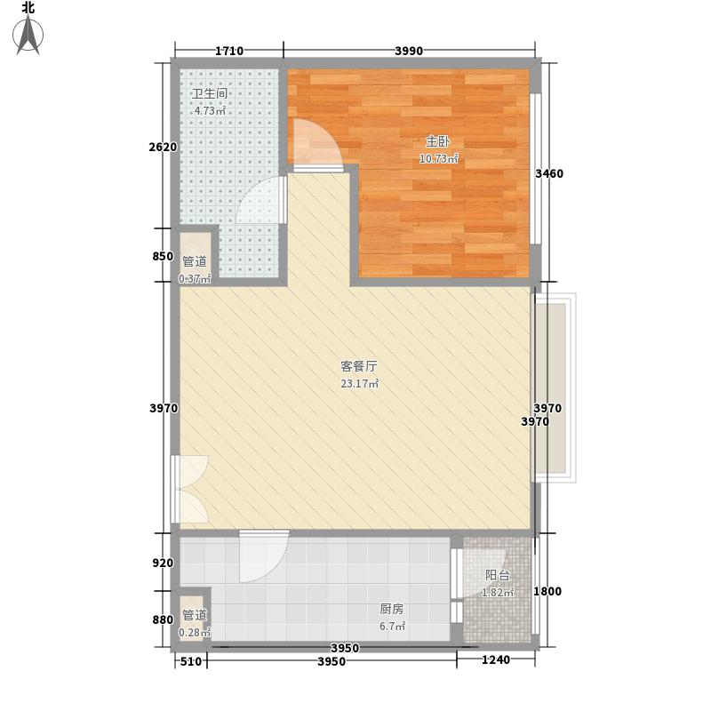 桥苑公寓上海桥苑公寓户型10室