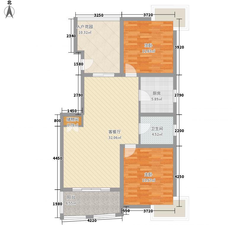 吉富绅花园吉富绅花园户型图A型户型图2室2厅1卫1厨户型2室2厅1卫1厨