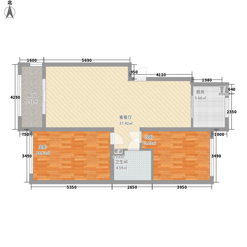 新湖・御和园108.27㎡新湖・御和园户型图C5户型图2室2厅1卫1厨户型2室2厅1卫1厨