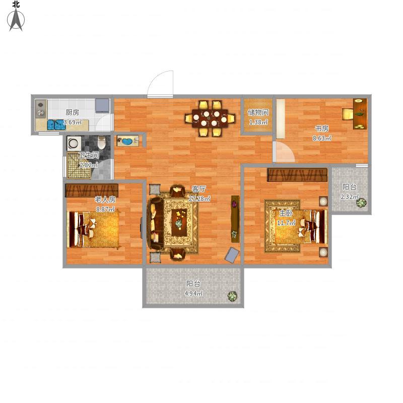武汉-纽宾凯国际社区-设计方案