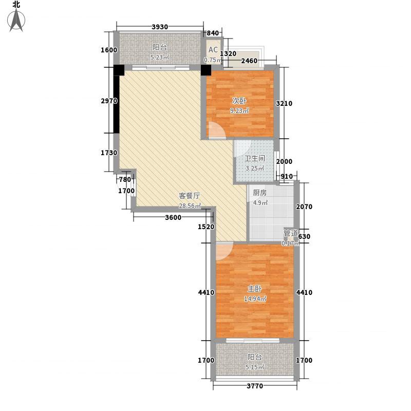 圣弗兰广场33.30㎡6#楼精致独立户型1室1厅1卫1厨