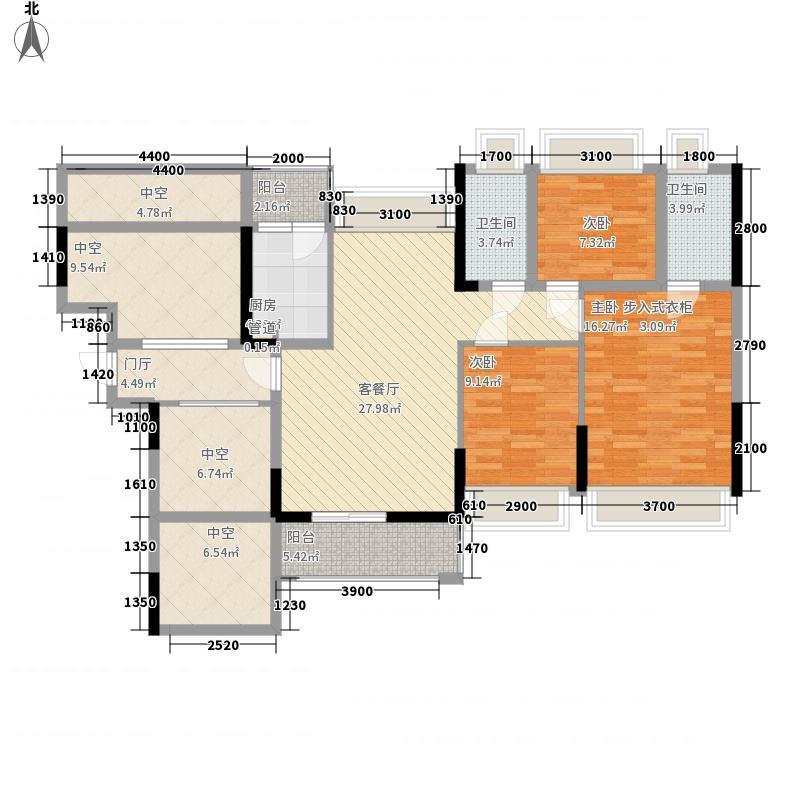 绿之都商厦绿之都商厦户型图3房2厅3_调整大小3室2厅1卫1厨户型3室2厅1卫1厨