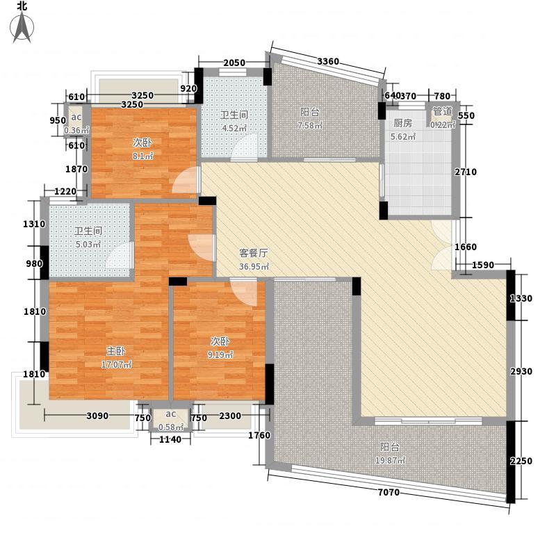 三水雅居乐花园139.00㎡三水雅居乐花园户型图三房二厅二卫139m23室2厅2卫1厨户型3室2厅2卫1厨