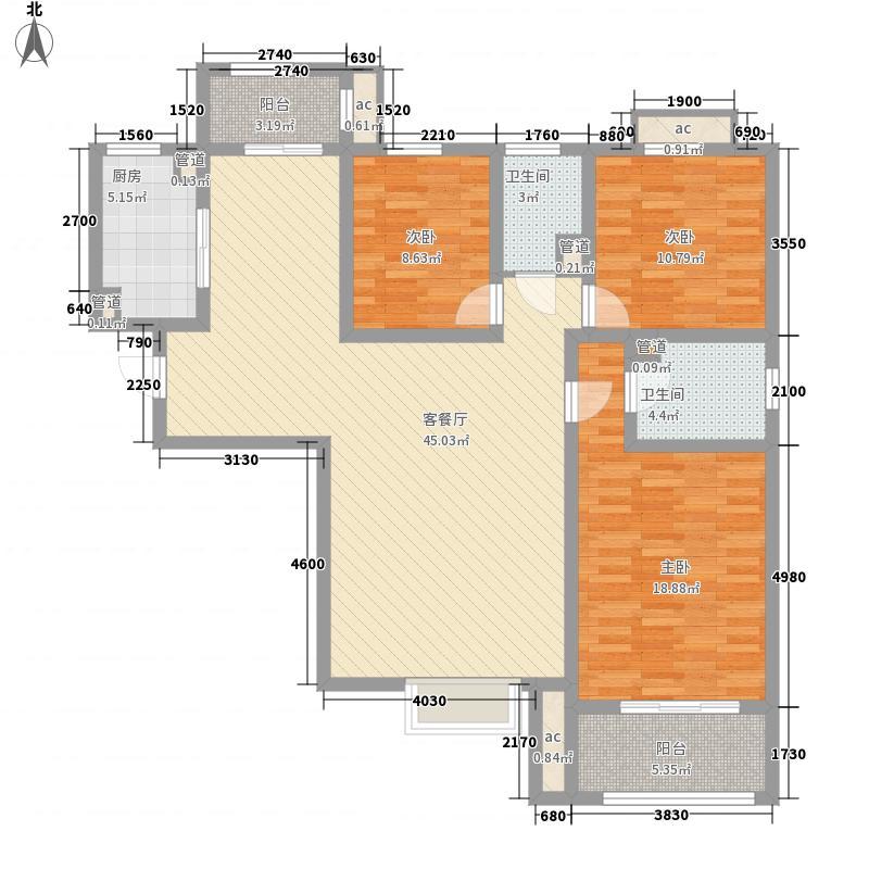 朝阳国际广场A4户型