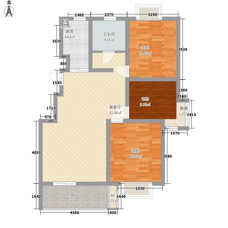 嘉顺花园114.19㎡嘉顺花园114.19㎡3室2厅1卫1厨户型3室2厅1卫1厨