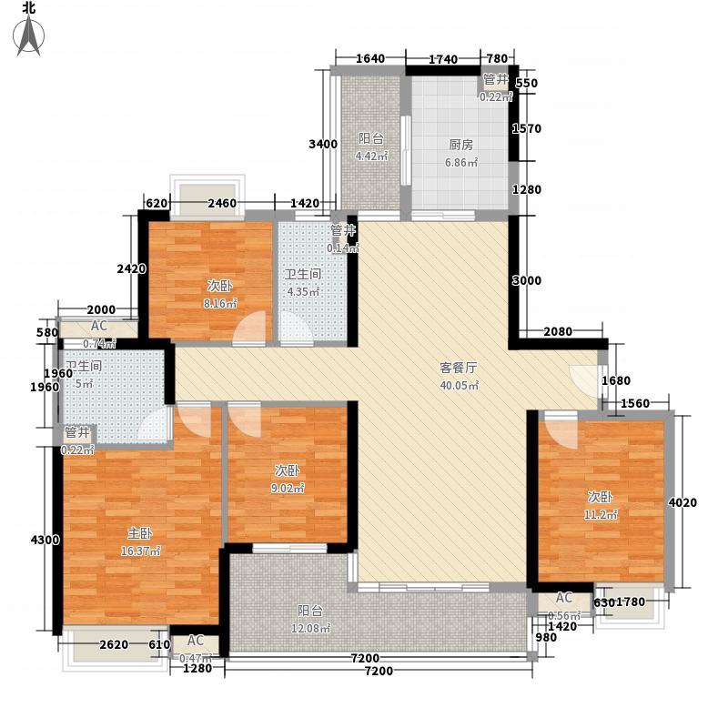 广州亚运城广州亚运城・天誉户型图2座02户型户型10室