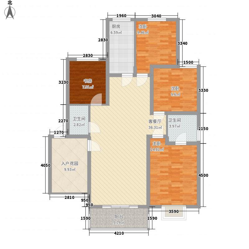 南国明珠二期南国明珠芯片人社区户型10室