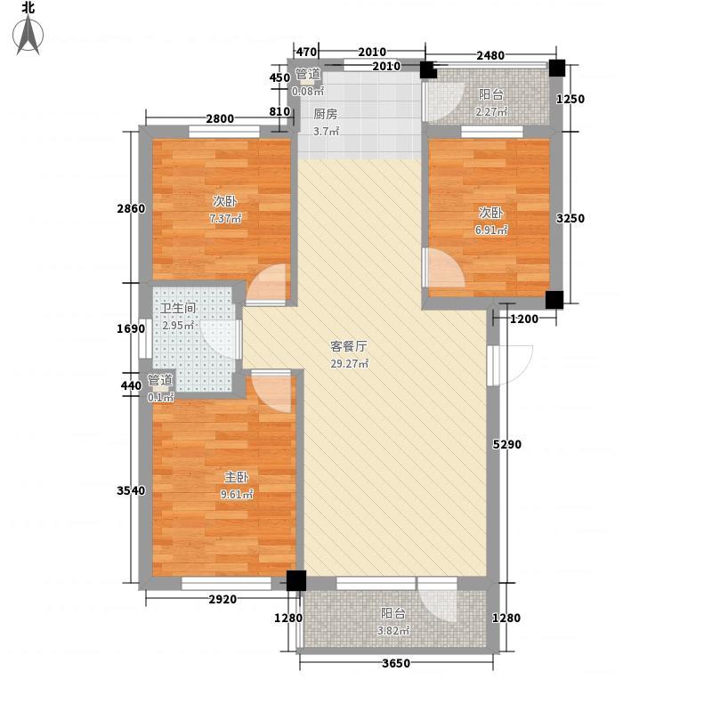合美华庭89.00㎡合美华庭户型图1、2、9#楼户型3室2厅1卫1厨户型3室2厅1卫1厨