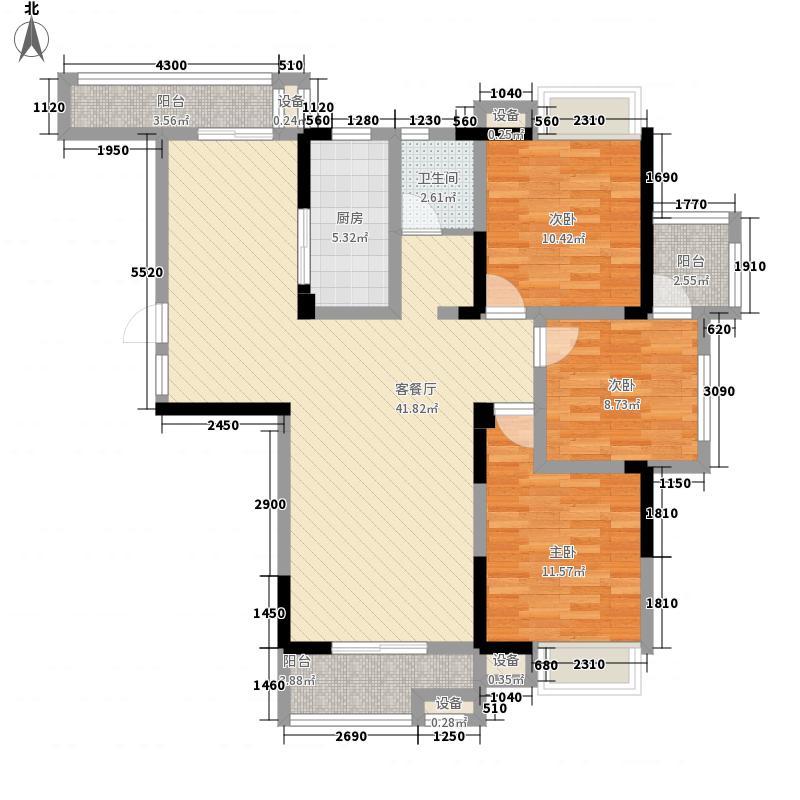 庐阳瑞园135.00㎡庐阳瑞园户型图2#3#135平米户型3室2厅1卫1厨户型3室2厅1卫1厨