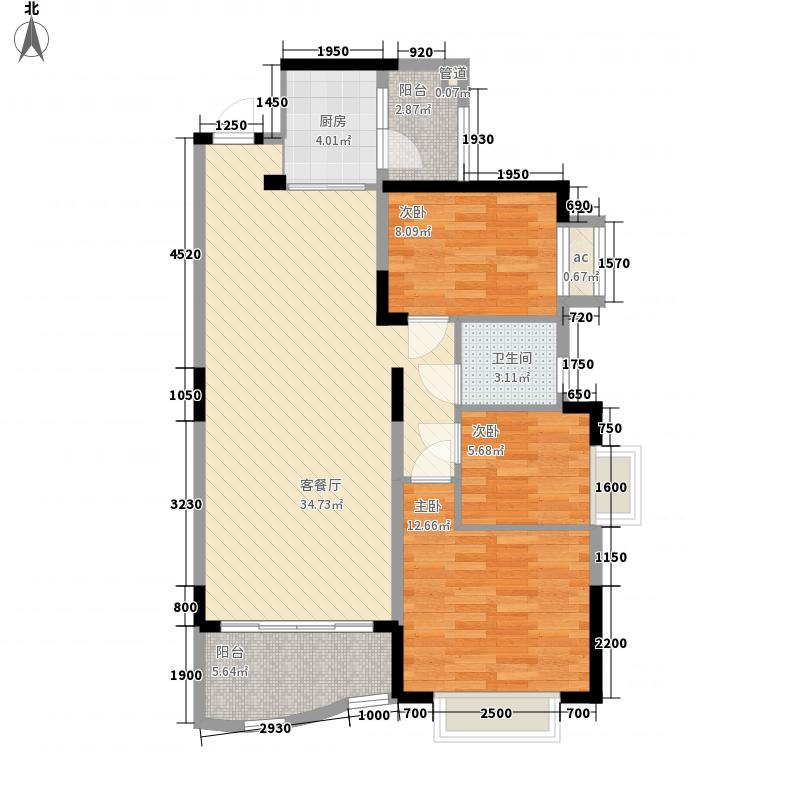 南海玫瑰花园二期深圳南海玫瑰花园二期户型图5户型10室