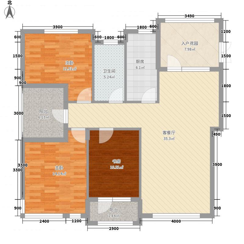 东特金星公馆东特金星公馆2室户型2室