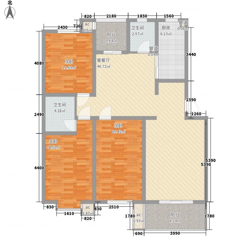 环岛豪庭户型图1#锦瑞133.65已售完 3室2厅