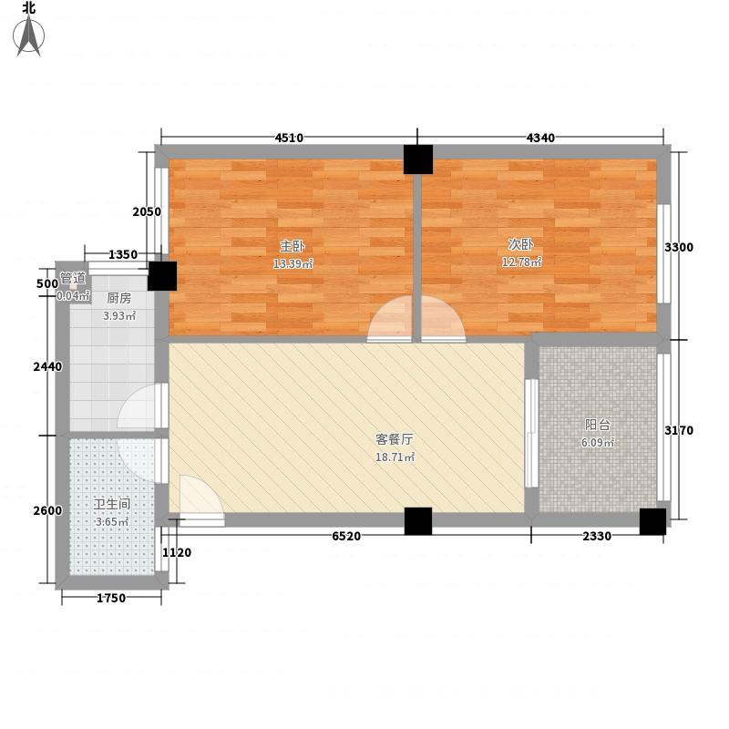 大东门公寓83.61㎡10室