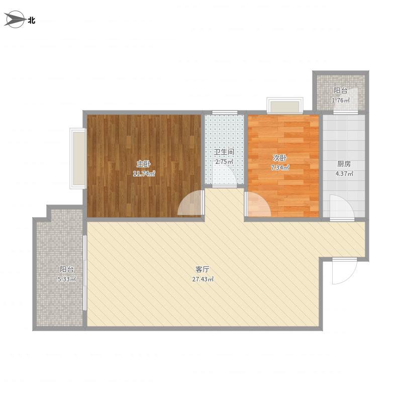 理想家园11栋0403