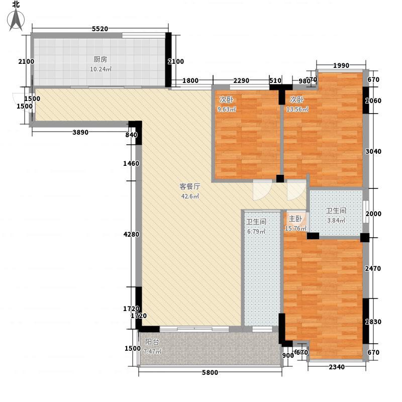 文化一村文化一村户型图h43室2厅1卫1厨户型3室2厅1卫1厨