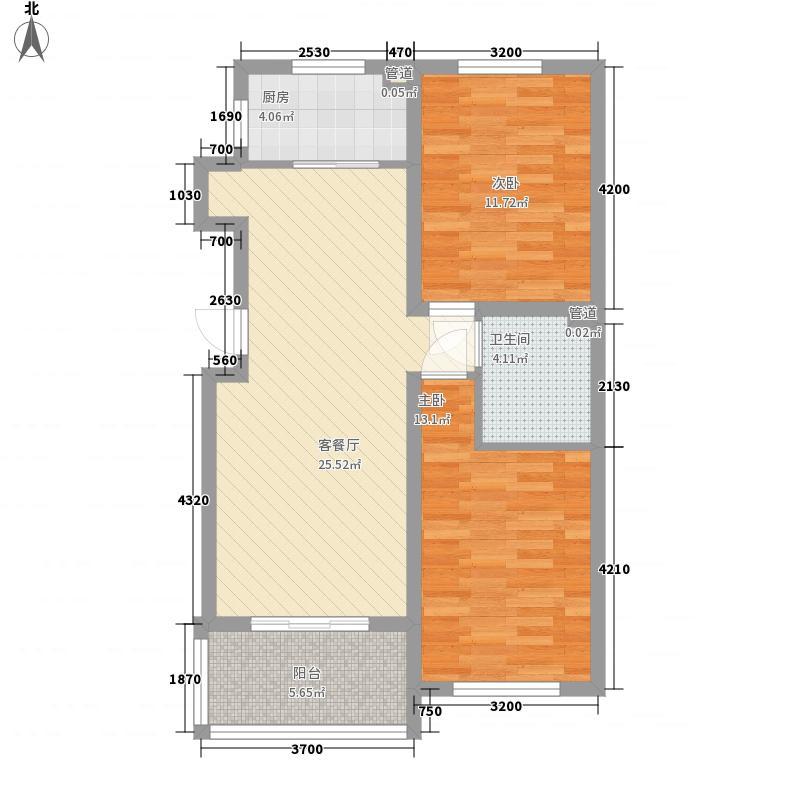 温哥华森林11层小高层通用2户型