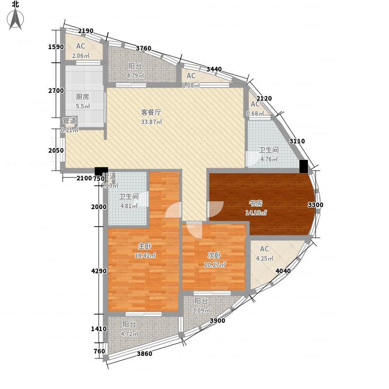 太湖阳光假日127.00㎡普通住宅12面积12700m户型