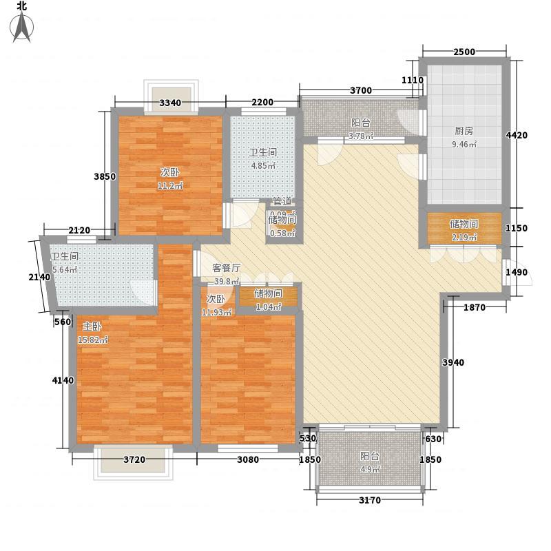汇龙新城汇龙新城户型图户型图3室2厅2卫1厨户型3室2厅2卫1厨