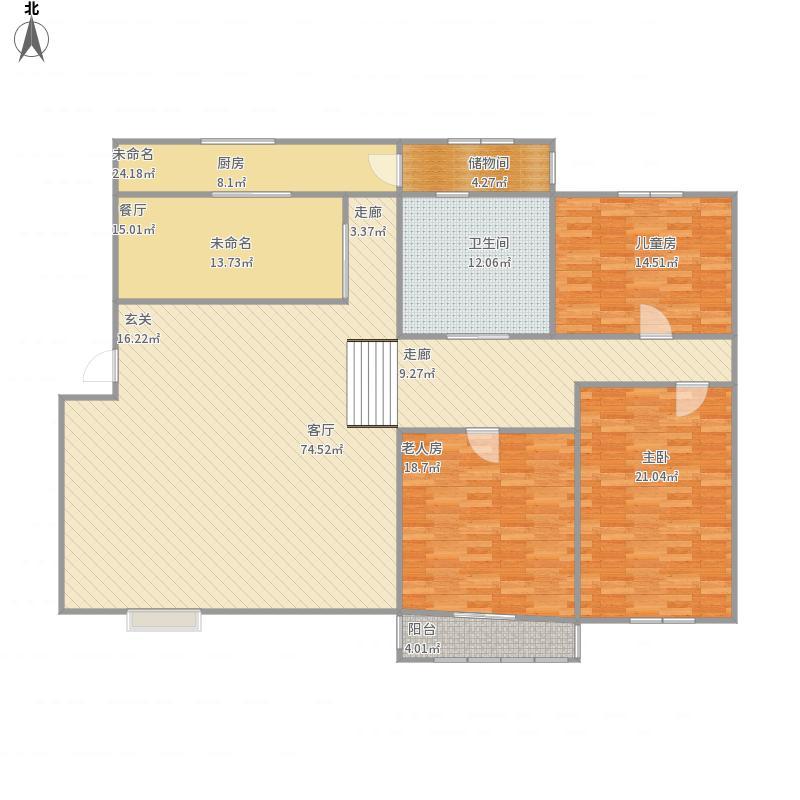 洛阳-新房家园-设计方案