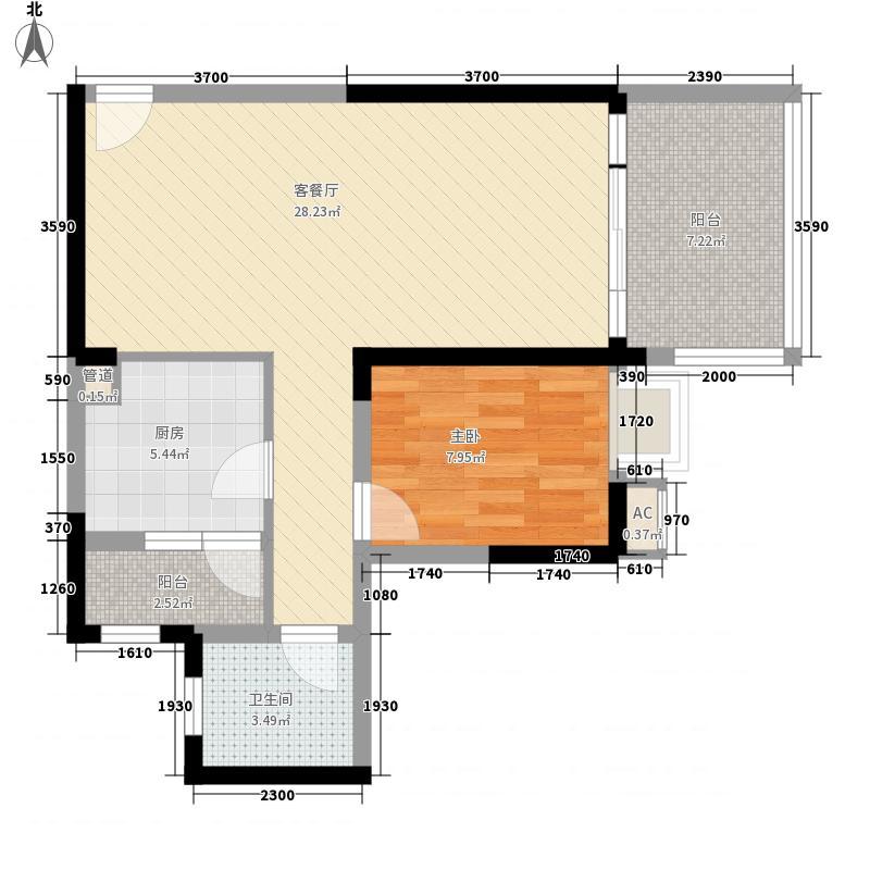 高炮预备役家属楼高炮预备役家属楼1室户型1室