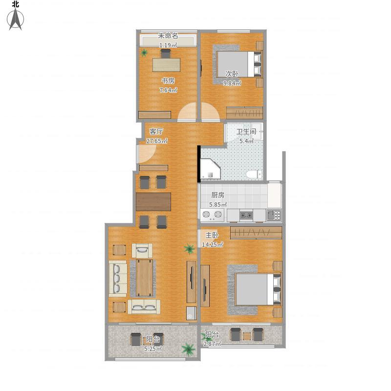 宣城-中锐・第一城-设计方案