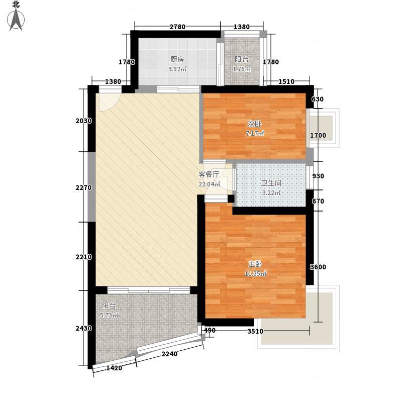 深圳湾畔花园深圳中海深圳湾畔花园户型图2户型10室