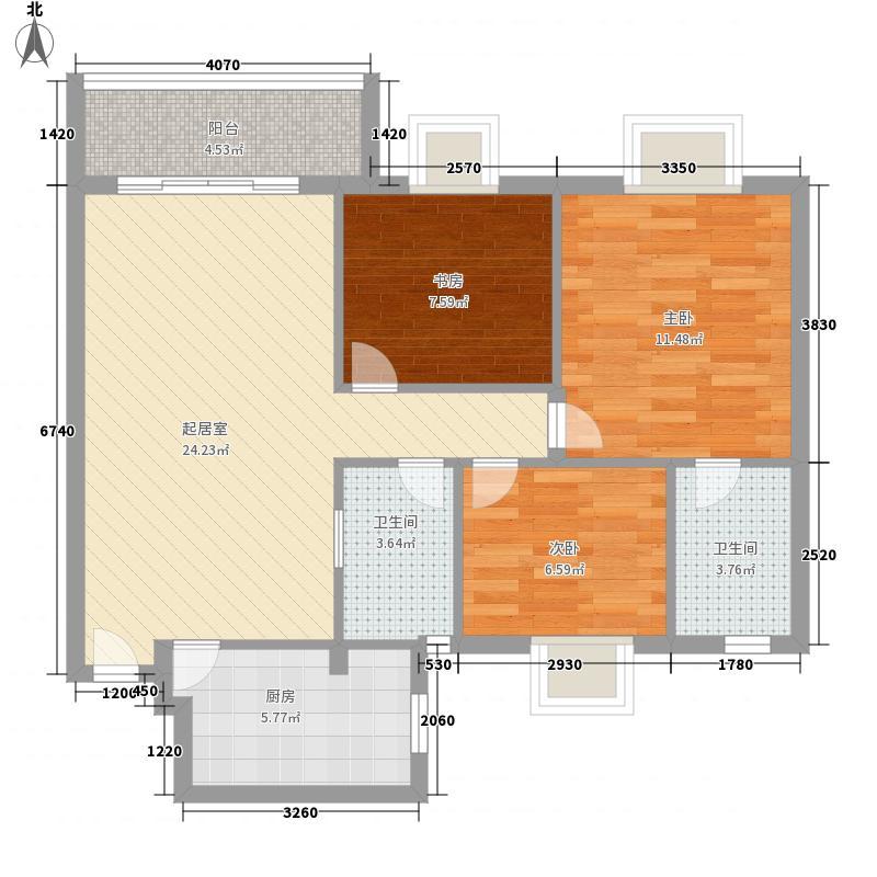 香堤澜湾二期爱琴岛香堤澜湾二期爱琴岛户型图户型图3室2厅2卫1厨户型3室2厅2卫1厨