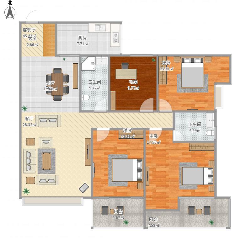 我的设计-韶关-御和园-C-06