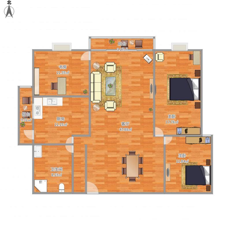 状元府邸C1