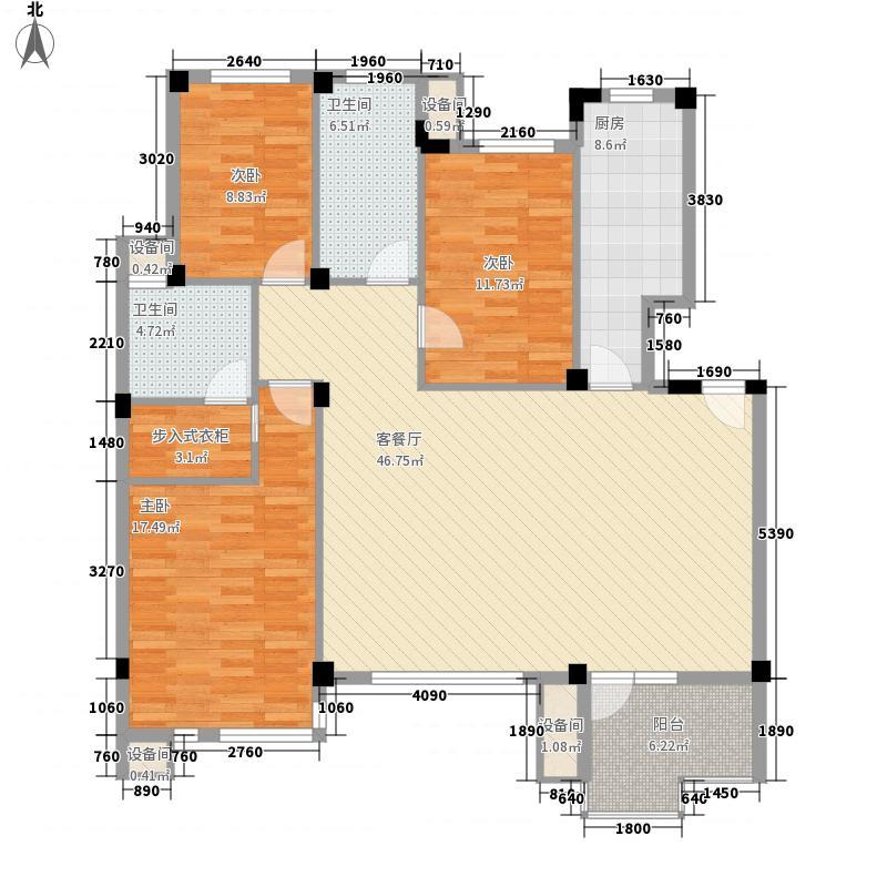 圣罗伦斯・蓝岸圣罗伦斯・蓝岸户型图0783123_7762室1厅1卫1厨户型2室1厅1卫1厨