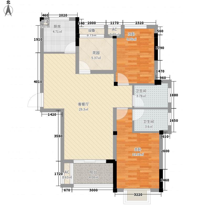 正东中央公馆正东中央公馆3室2厅2卫K户型户型10室
