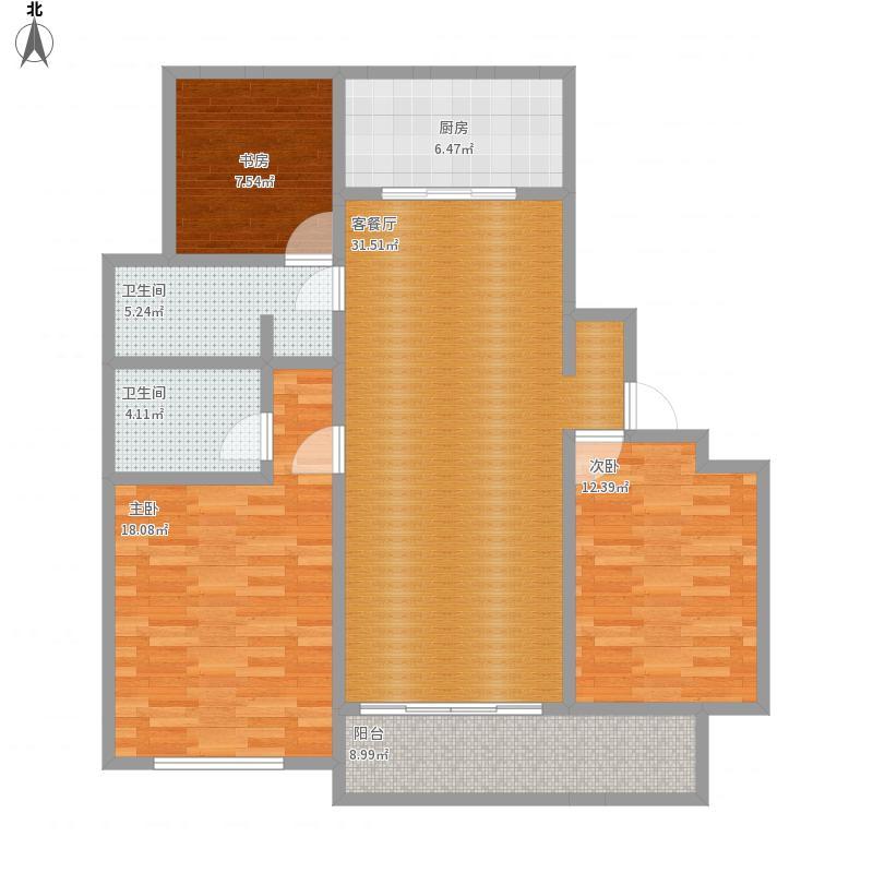 盐城-东关公寓-设计方案