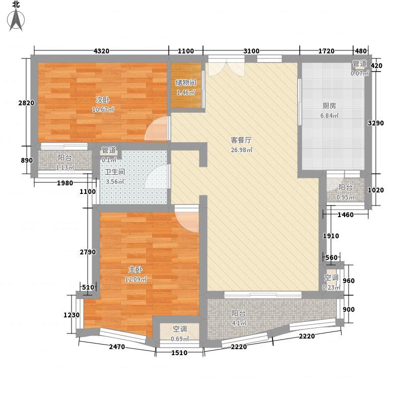 金沙丽晶苑101.00㎡金沙丽晶苑户型图A户型2室2厅1卫1厨户型2室2厅1卫1厨