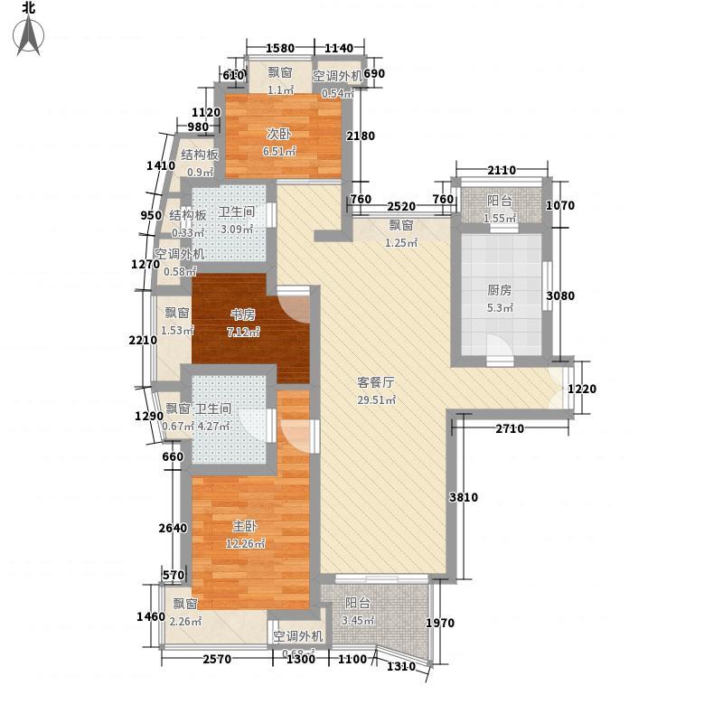 嘉宁荟113.00㎡嘉宁荟户型图户型图3室2厅2卫户型3室2厅2卫