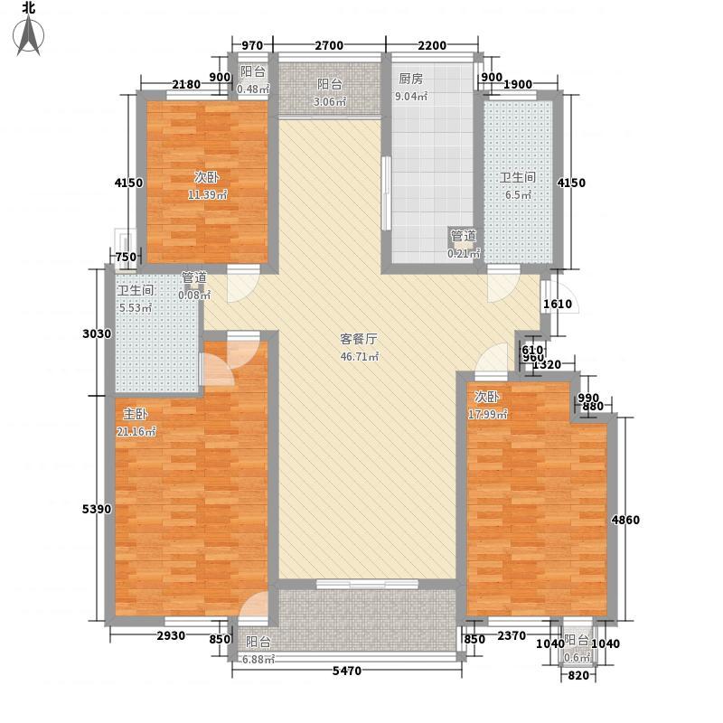 金海安公寓户型