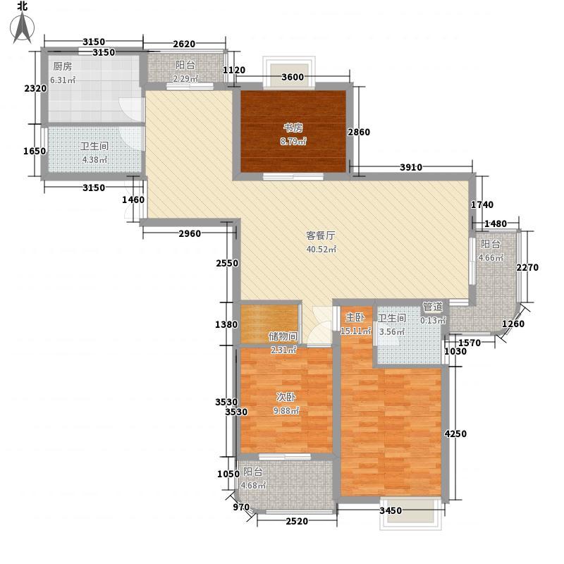新弘国际公寓新弘国际公寓户型图H户型3室2厅2卫户型3室2厅2卫