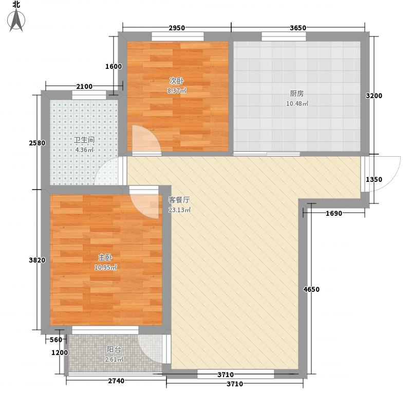 第8区第8区户型图3#楼D户型户型10室