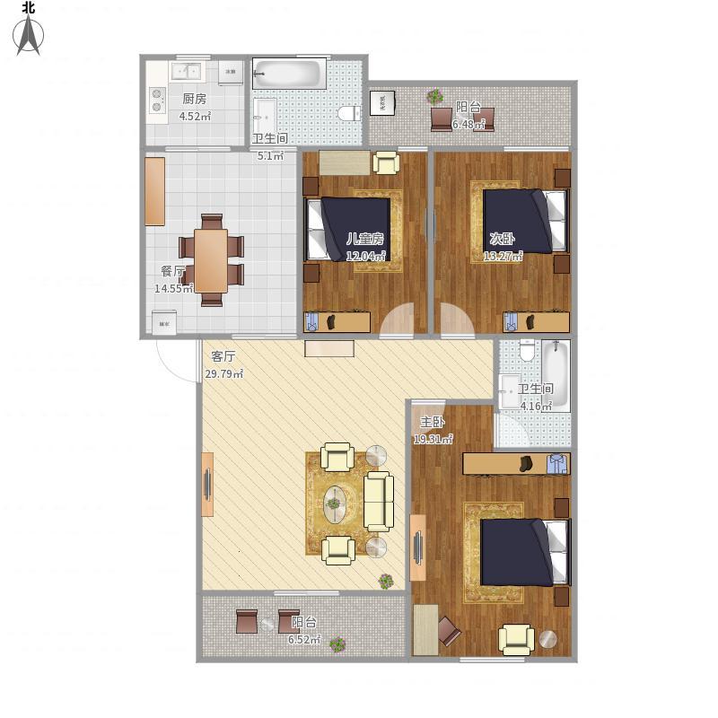 怀化-盛世家园-设计方案