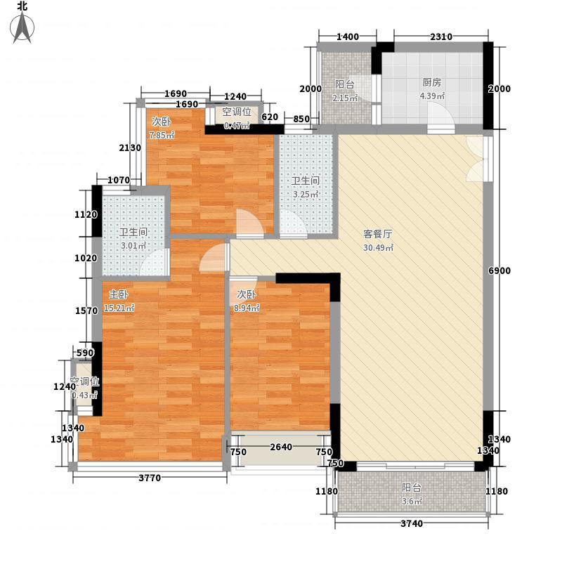 金地格林小城三期金地格林小城三期户型10室