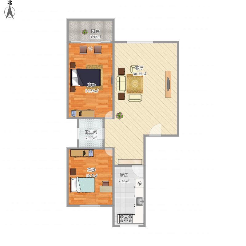 联合公寓B1