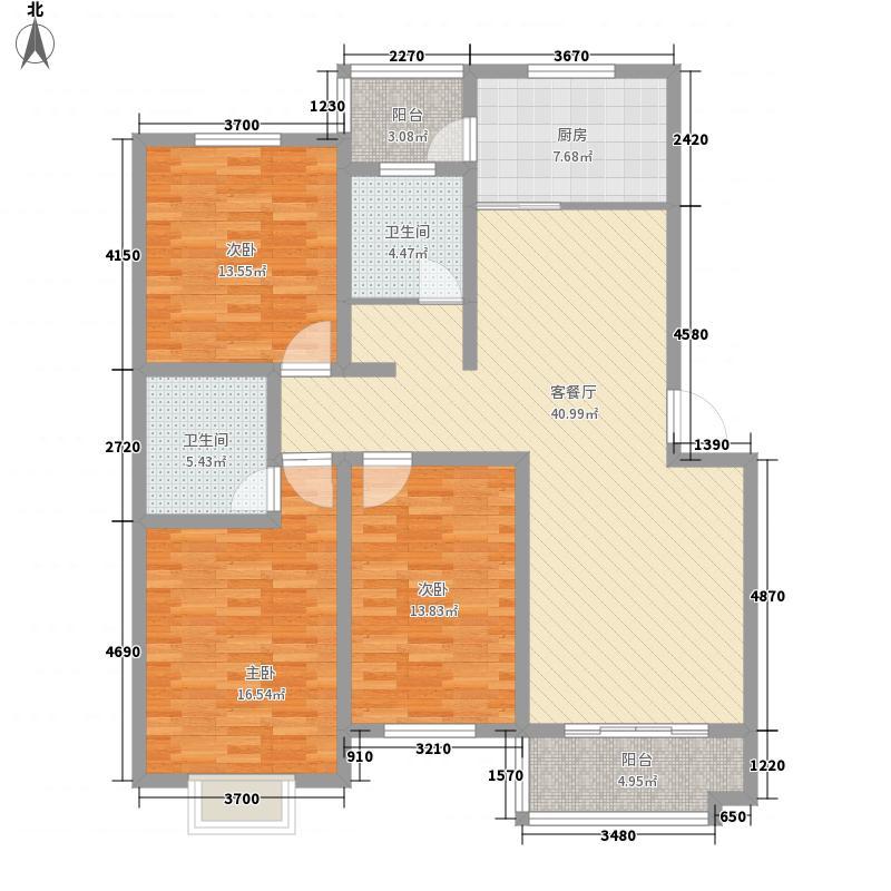 金星雅居158.00㎡金星雅居158.00㎡3室户型3室