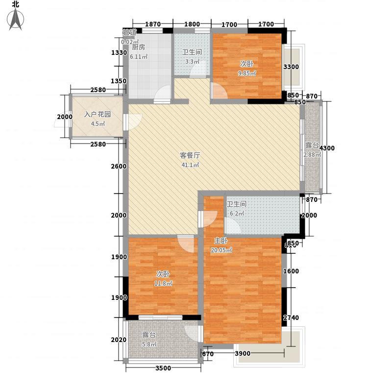 �景雅筑�景雅筑户型10室