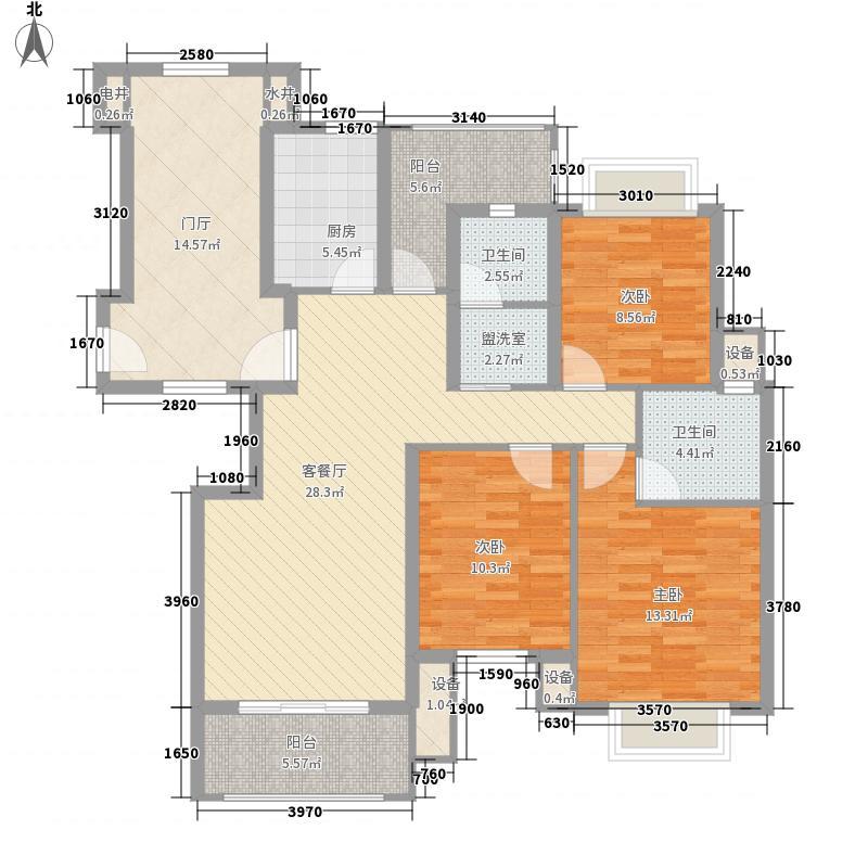 威尼斯水城别墅6街区户型10室