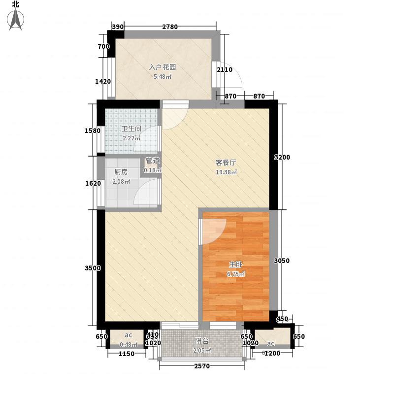 碧海花园碧海花园户型图小区相关图1室2厅1卫1厨户型1室2厅1卫1厨