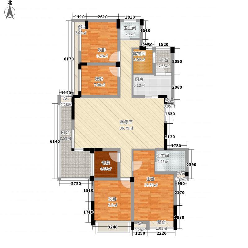 无锡滨湖万达广场165.00㎡无锡滨湖万达广场户型图D25室2厅2卫户型5室2厅2卫