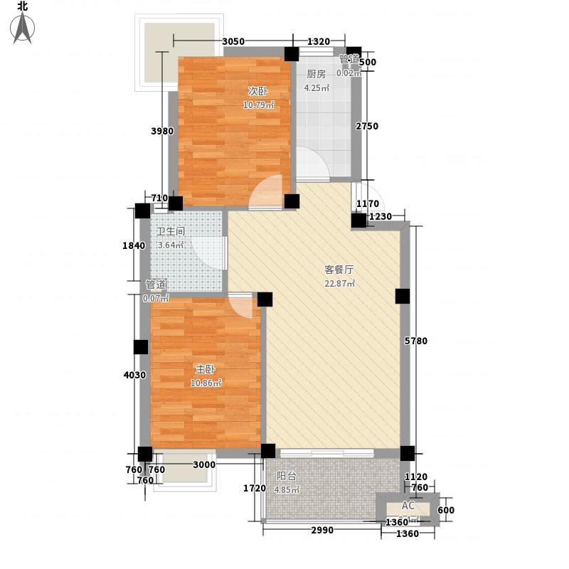 香江生态丽景82.00㎡香江生态丽景户型图户型a2室2厅1卫1厨户型2室2厅1卫1厨