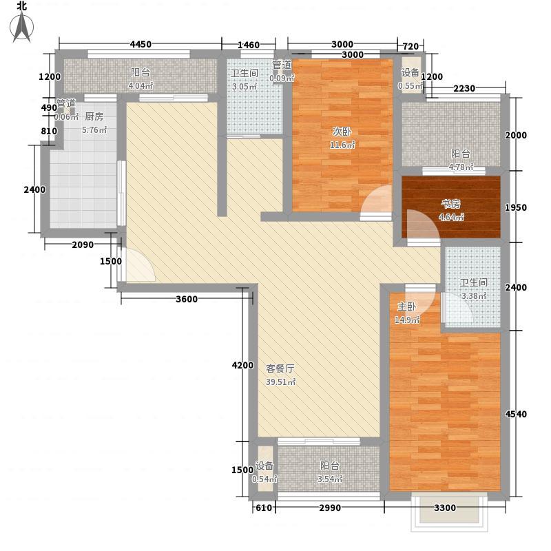 金狮薇尼诗花园金狮薇尼诗花园罗马苑户型3户型10室